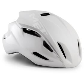 MET Manta - Casque de vélo - blanc